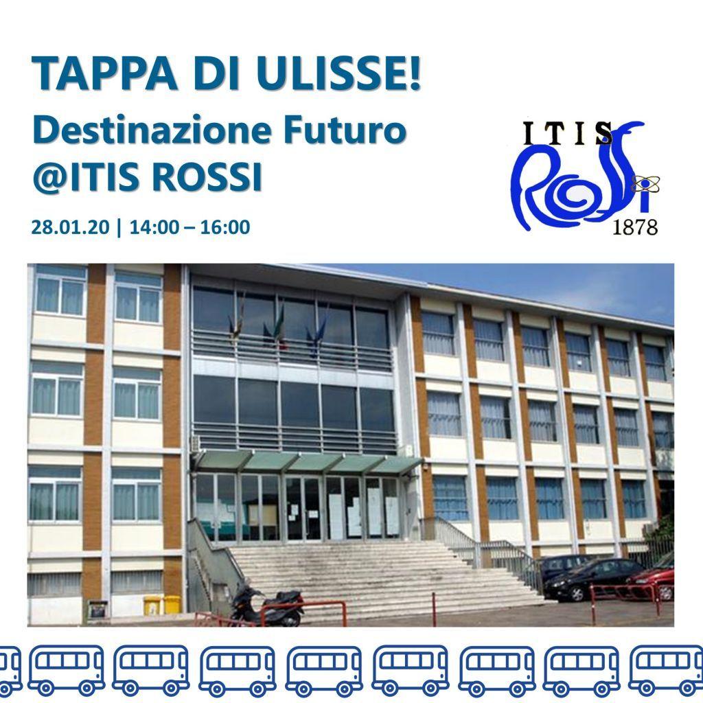 Destinazione Futuro @ITIS A. Rossi