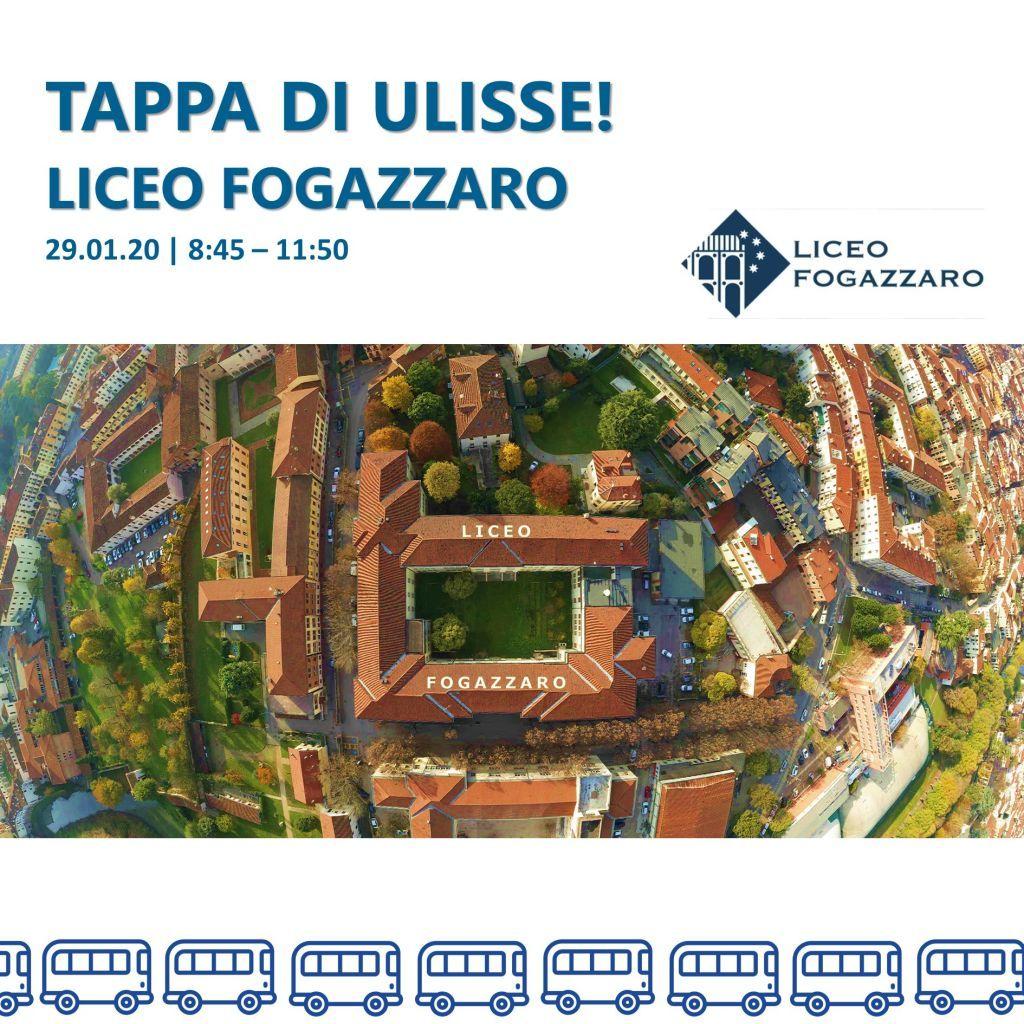 Liceo D. G. Fogazzaro | V
