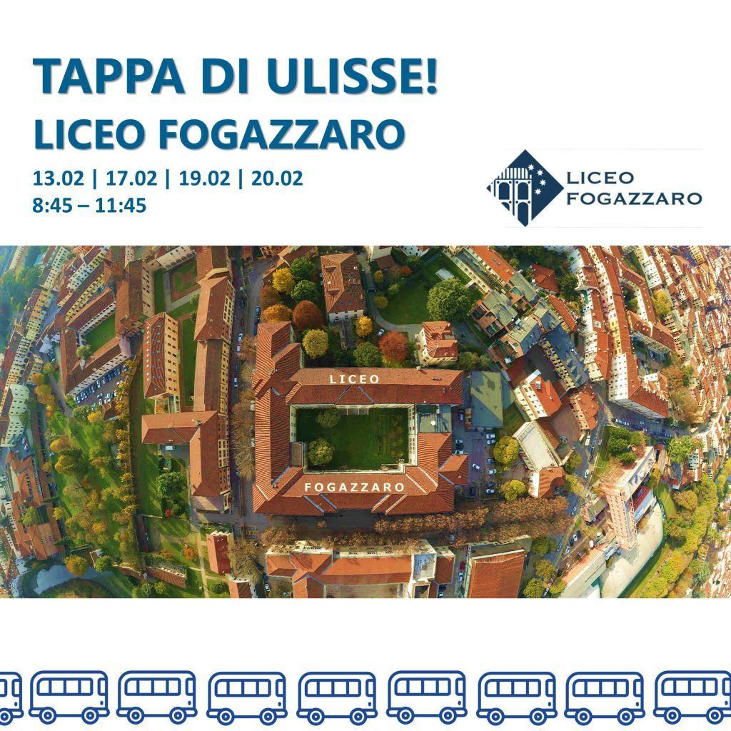 Liceo D. G. Fogazzaro | VIII - XI