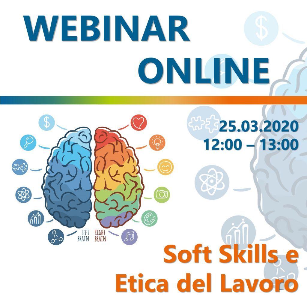 Soft Skills ed Etica del Lavoro
