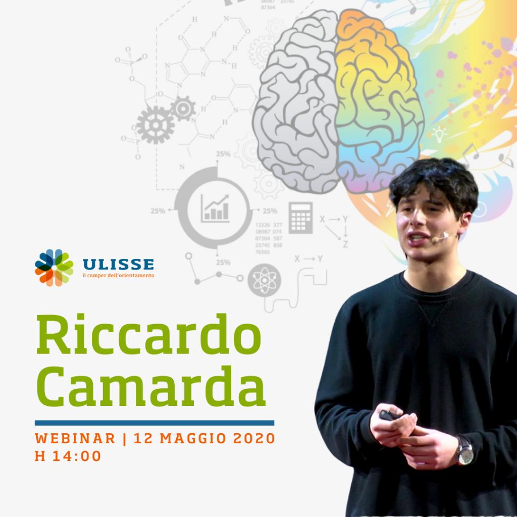 Webinar | Riccardo Camarda