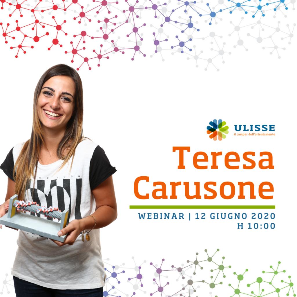 Webinar | Teresa Carusone