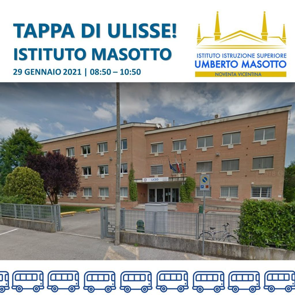 Istituto U. Masotto | 29 gennaio 2021