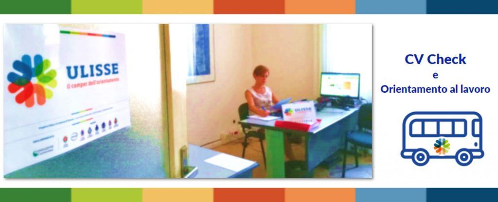 19.07.2019 - Attività, incontri e CV check ..contattaci!