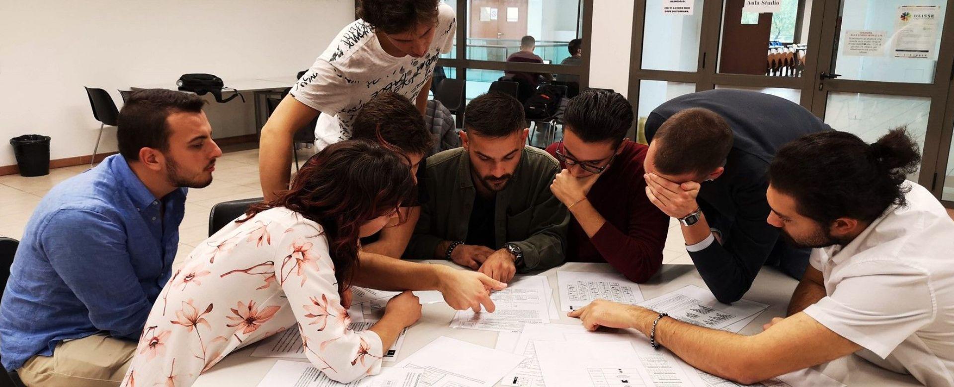 31.10.2019 - Tappa Ulisse @Fondazione Studi Universitari di Vicenza