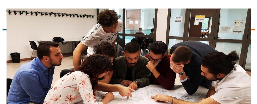 24.10.2019 - Tappa Ulisse @Fondazione Studi Universitari di Vicenza