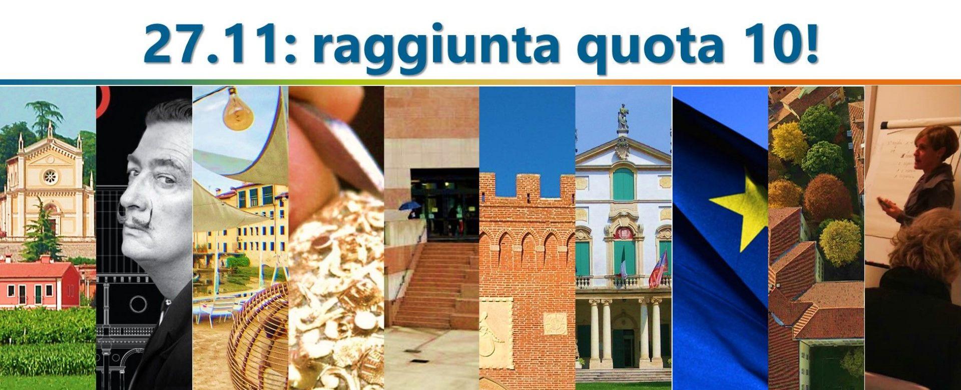 27.11.2019 - Raggiunta quota 10
