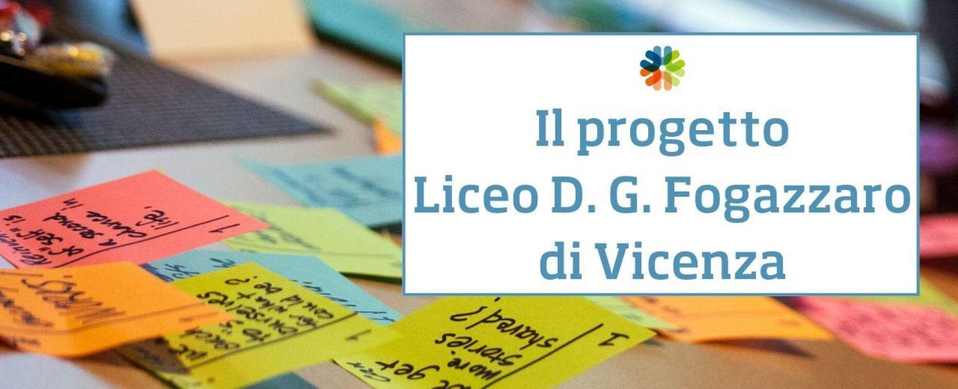 04.03.2020 - Il progetto con il Liceo D. G. Fogazzaro