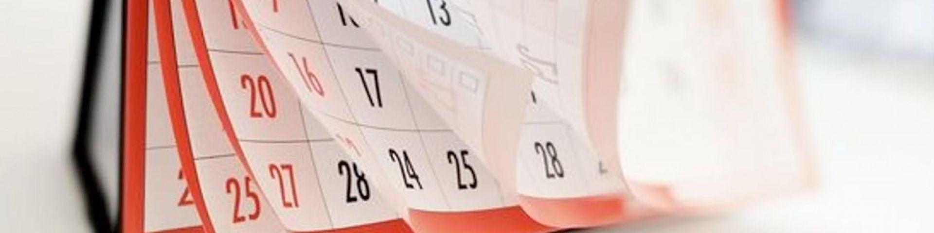 Ulisse - Il camper dell'orientamento - Calendario